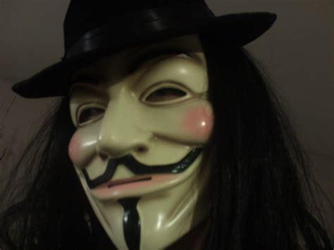 Wig V For Vendetta Bahan Sintetis v for vendetta mask wig hair by klassenex on deviantart
