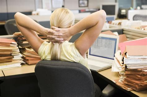 Hip From Sitting At Desk by Much Sitting Contributes To Poor Employee Health