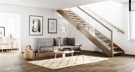 scandinavian homes interiors decordots scandinavian stairs