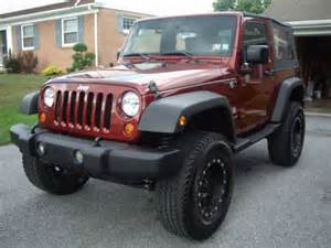 purchase used 2008 jeep wrangler x sport utility 2 door 3