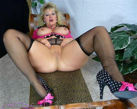 Mature Candy Leg Lust Cummings Amazing Photo