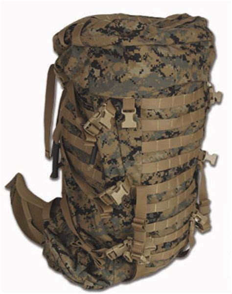 marine backpacks the evolution of the modern backpack nx surplus