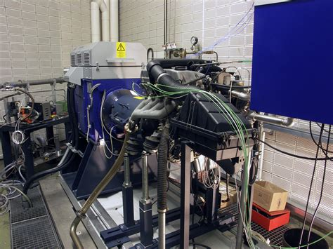 engine bench test engine test bench with 220 kw