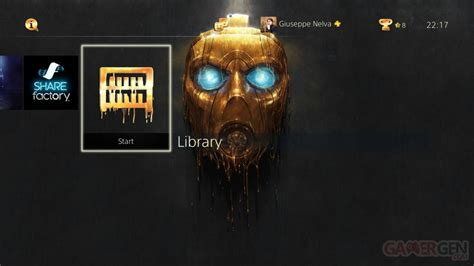 ps4 themes hack image borderlands the handsome collection theme ps4 3