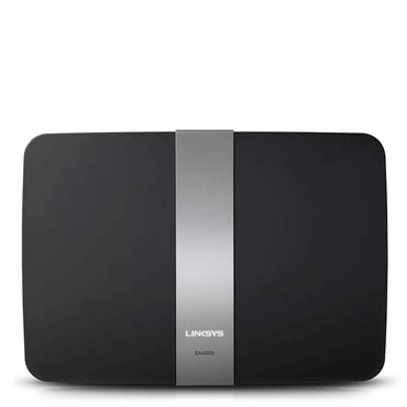 Router Linksys Ea4500 linksys ea4500 n900 dual band wi fi router