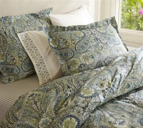 paisley bedding bella paisley bedding ensemble blue bedrooms pinterest