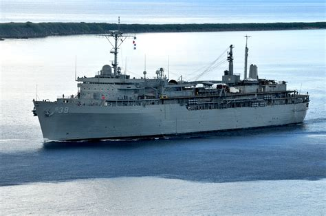 navy land msc ship inventory submarine tenders