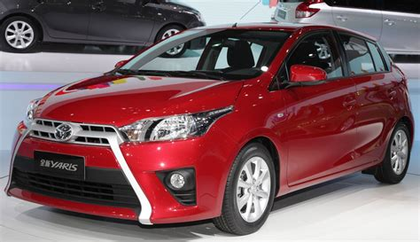 Toyota Yaris 2014 Toyota Yaris Hatchback 2014 Specification Price Images