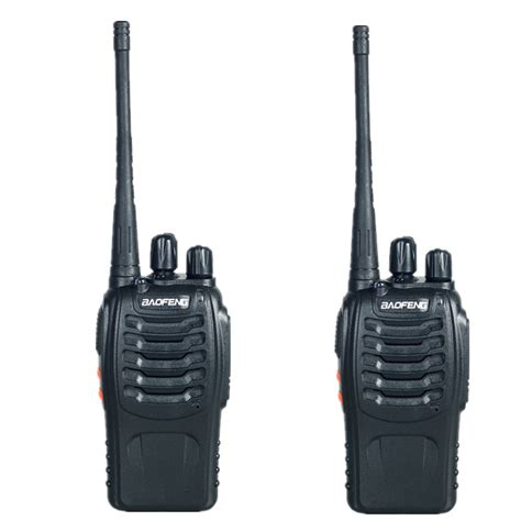 Baofeng Walkie Talkie Dual Band Two Way Radio 5w 128ch Fm A52 2pcs dual band two way radio baofeng bf 888s walkie talkie 5w handheld pofung bf 888s 400 470mhz