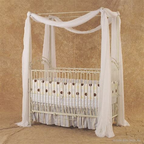 Canopy Crib Bedding Round Crib Bedding Product Antique Canopy For Baby Crib