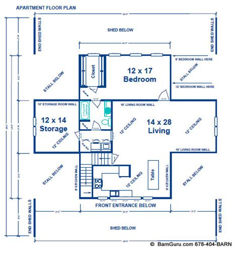 horse barn with apartment floor plans horse barn with apartment floor plans barn plans 8 stall
