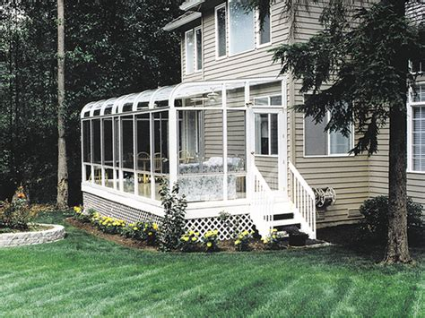 Cost To Add A Sunroom Sunrooms And Solariums Sunrooms And Solariums Addition