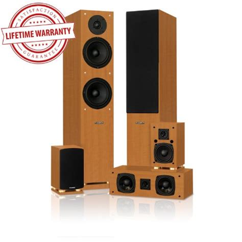 fluance sxhtb 5 speaker surround sound home theater