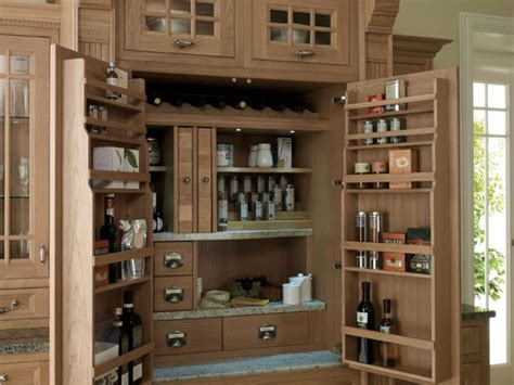Kitchen Storage Solutions   Cabinets, Larders, Drawers