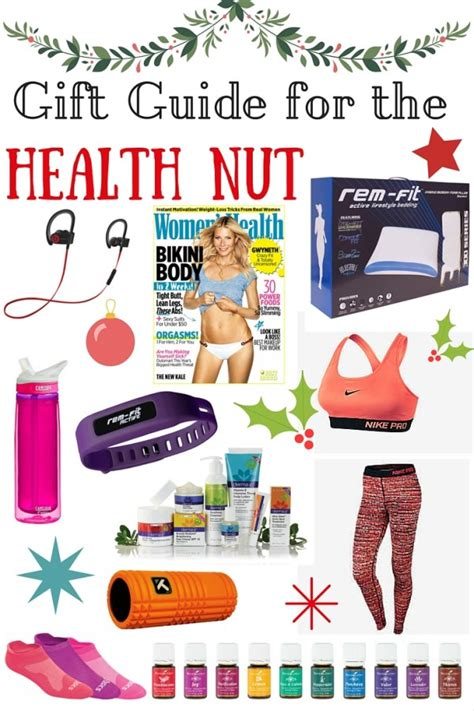 christmas gift guide for the health nut blissful gal