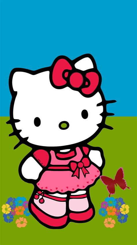 imagenes de hello kitty moderna fondos para whatsapp de kitty im 225 genes wallpappers