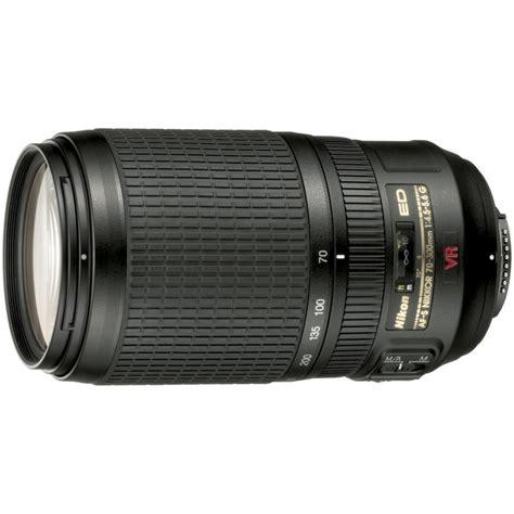 Lensa Nikkor 70 300mm Vr nikon af s nikkor 70 300mm f 4 5 5 6g if ed vr objektiiv objektiivid photopoint