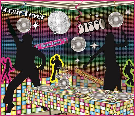 70s theme decorations ideas 70 s disco decorations partycheap