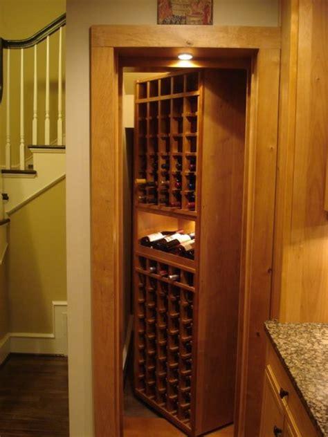 Home Decorators Colection cellarmaker hidden wine cellar door traditional wine