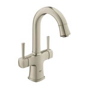 grohe grandera single 2 handle 1 2 gpm bathroom