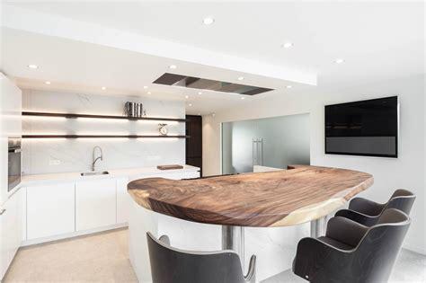 cuisine architecte cuisine sur mesure avec ilot r 233 alisations renov management