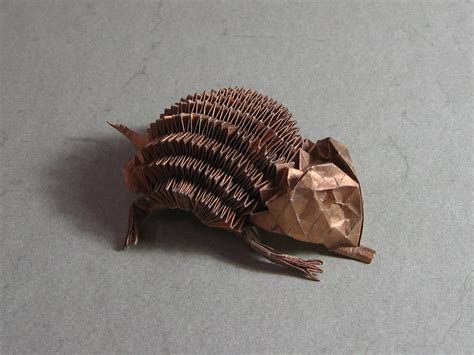 Origami Hedgehog - hedgehog eric joisel happy folding