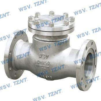 titanium swing titanium check valve weidouli valves co ltd