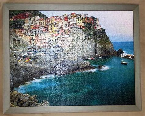 painting puzzle framed puzzle columbia frame shop