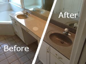 refinish bathroom vanity top raleigh refinishing services specialized refinishing co