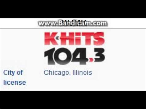 104 3 k hits chicago wjmk 104 3 k hits chicago il toth id at 5 00 p m 8 22
