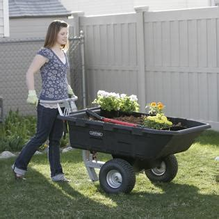 Kmart Lawn And Garden by Lifetime Yard Cart Built In The Usa Lawn Garden