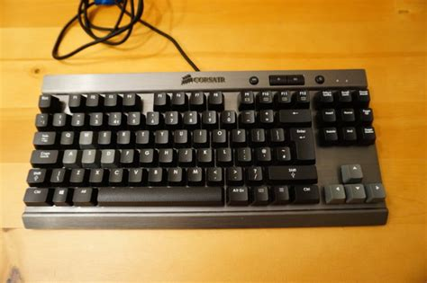 Sale Corsair K65 Compact Mechanical Gaming Keyboard Cherry Mx corsair vengeance k65 mechanical keyboard for sale in