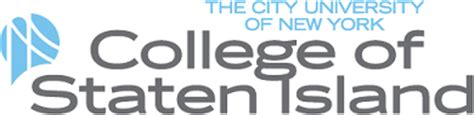 College Of Staten Island Letterhead College Of Staten Island Language Institute In