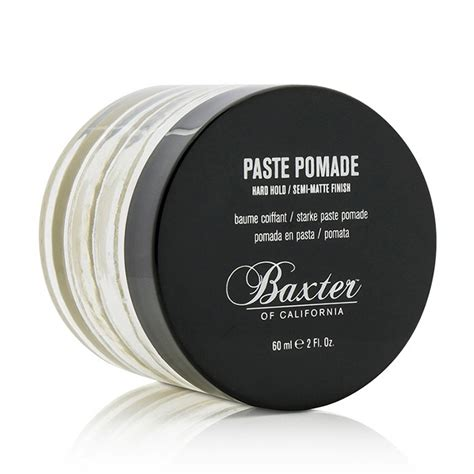 pomade matte finish paste pomade hold semi matte finish by baxter of