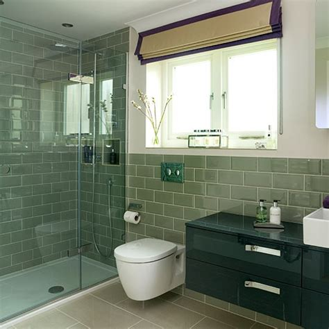green tile bathroom ideas green tiled bathroom decorating housetohome co uk