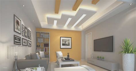 modern bedroom ceiling design unique  living room