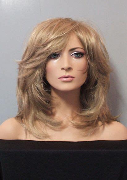 stufenschnitt blond