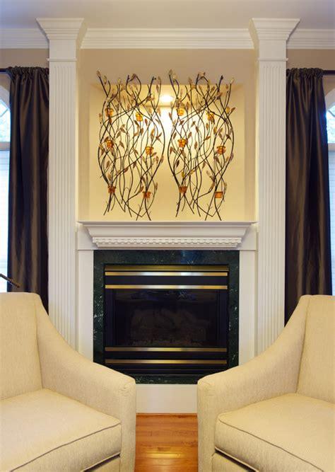 put   fireplace
