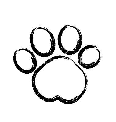 cloud 9 hair logo paw print logo vector 1541756 cloud nine