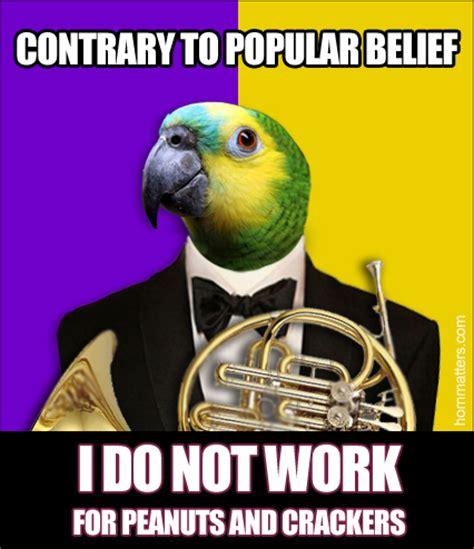 French Horn Memes - french horn memes
