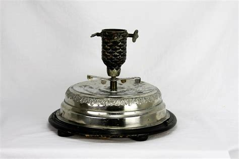musical spinning tree stand antique german small table top musical rotating tree stand ca1910 ebay