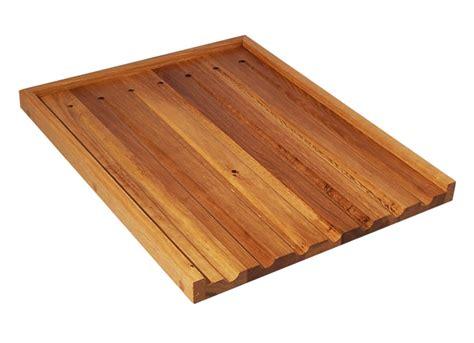wooden drainer for belfast sink solid oak belfast sink drainer draining board