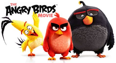 the angry birds movie 2016 netflix nederland films divulgaram o primeiro p 244 ster do filme dos famosos e
