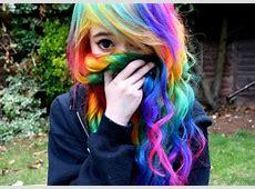 scene-Queen | Tumblr Rainbow Hair Tumblr