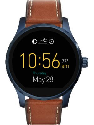 Fossil Qmarshall fossil q marshall price in india along with specifications reviews updated on
