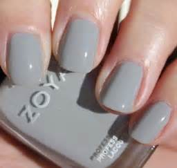 grey nail color zoya dove light gray nail my style