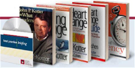 kotter the leadership factor gerencia y cambio organizacional john kotter cambio y