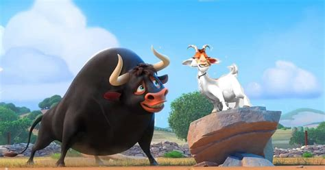 film ferdinand review ferdinand film review zekefilm