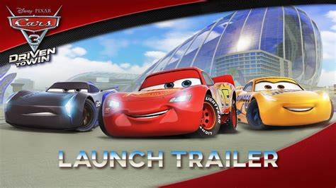 cars 3 driven to win trailer digital games