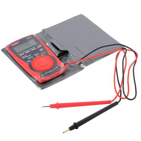 Multi Tester Digital Kecil Pocket Size Digital Multimeter T3009 7 pocket digital multimeter dc ac voltage current resistance ohm diode test bi170 ebay